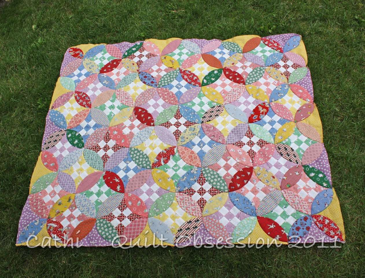 Improved 9 Patch Quilt Quilt Obsession