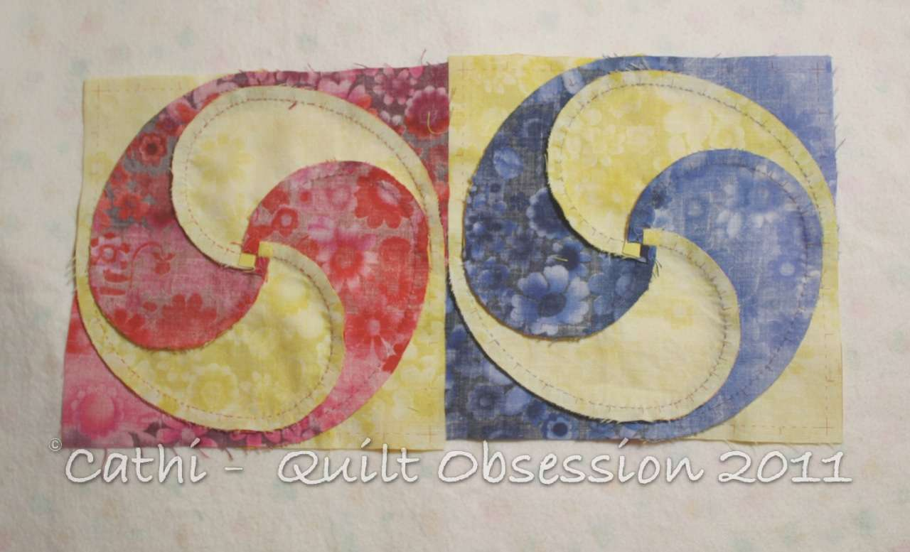 Yin Yang quilt block | Quilt Obsession : curved quilt blocks - Adamdwight.com
