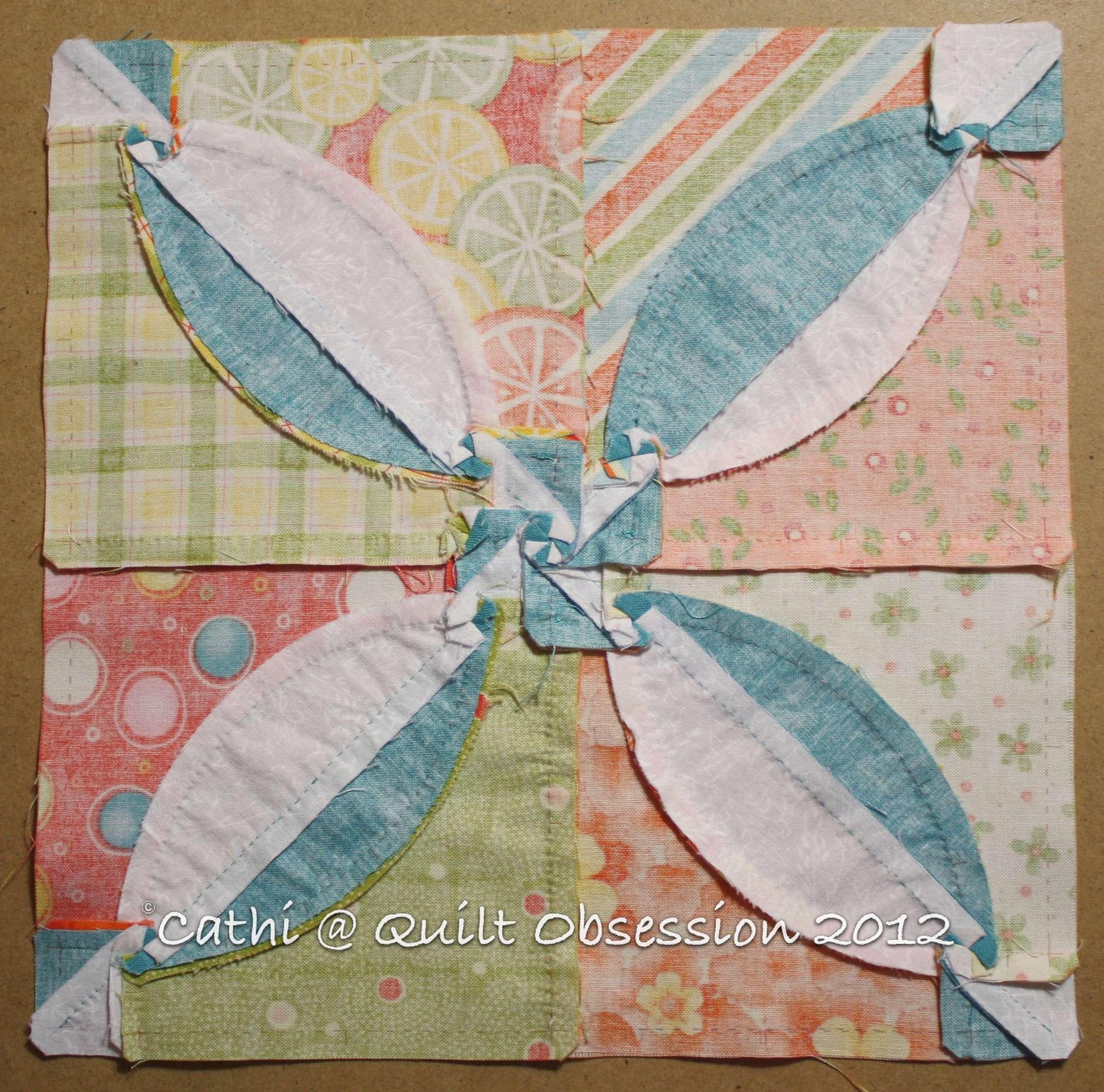 Rose Dream Quilt Block.Rose Dream Pinwheel Quilt Quilt Obsession