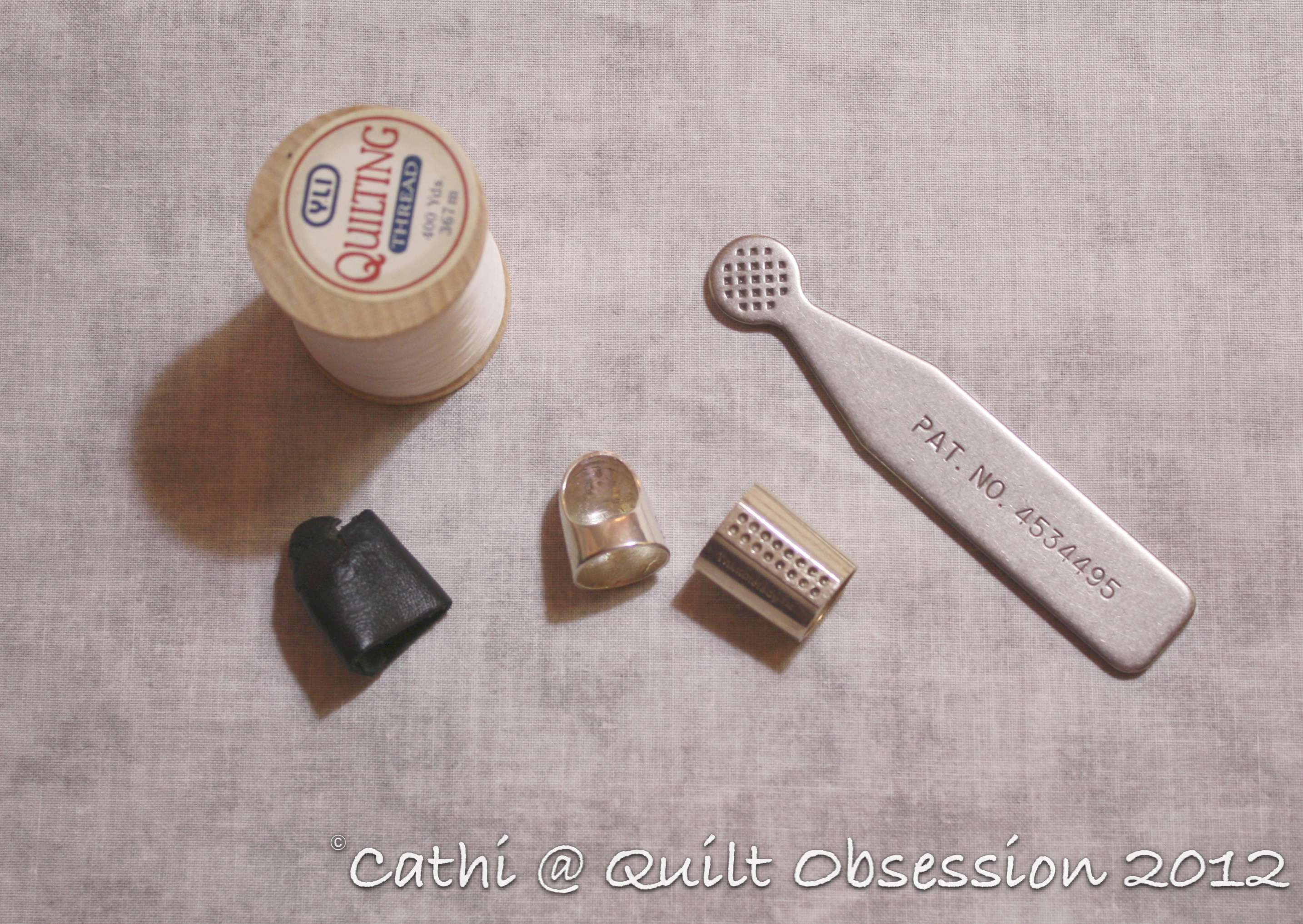 Quilting Thimble - Quilting