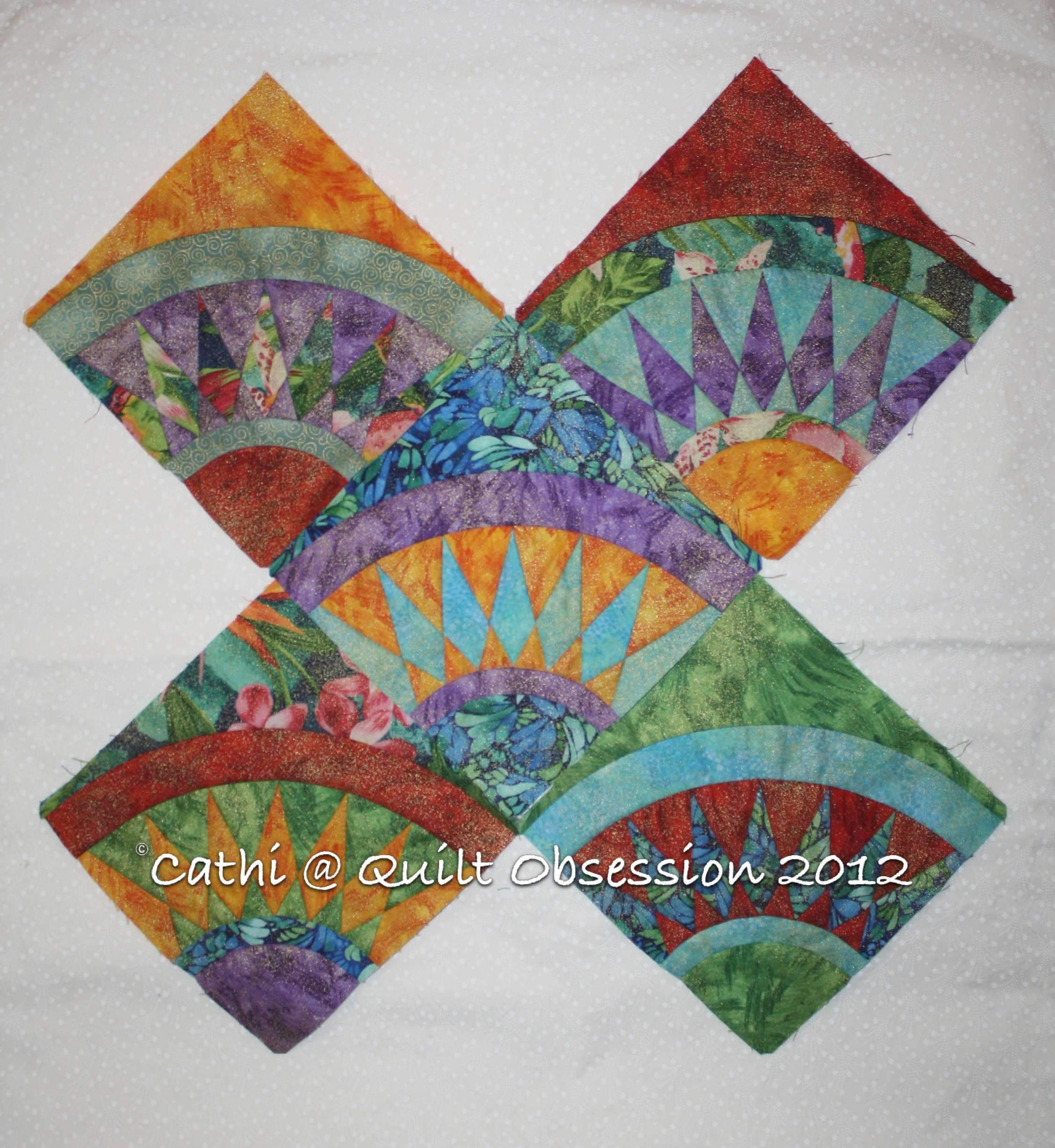 Beauty By Aurthi New York New York: Quilt Obsession