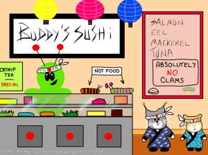 Buddy's Sushiwtmk