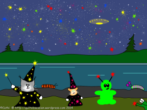 Some Starswtmk