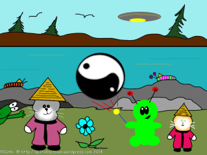 Yin-Yang Magicwtmk