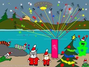 Christmas in Julywtmk