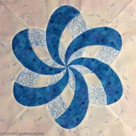 Blue Ribbon Flowerwtmk