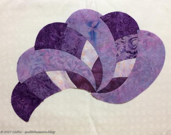 Half Purple Flowerwtmk