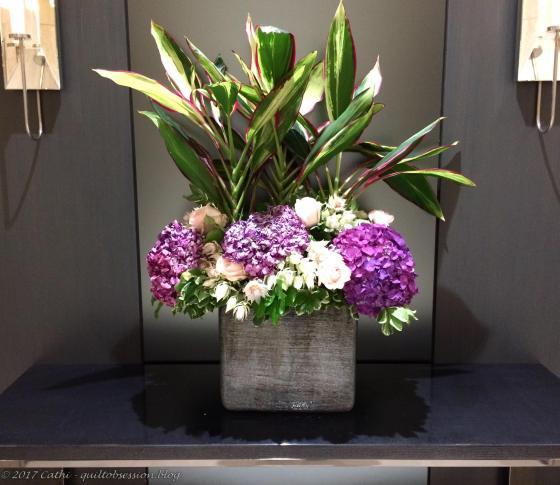 Lobby Flowers July 25, 2017wtmk