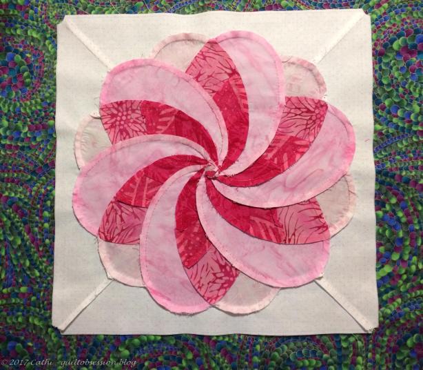 Ribbon Flower backwtmk
