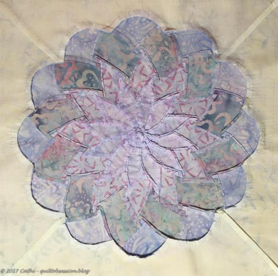 Back of Wisteria Ribbon Flowerwtmk