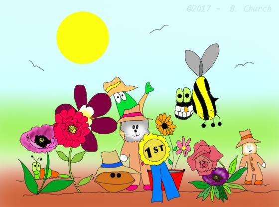 gardeners' awardwtmk