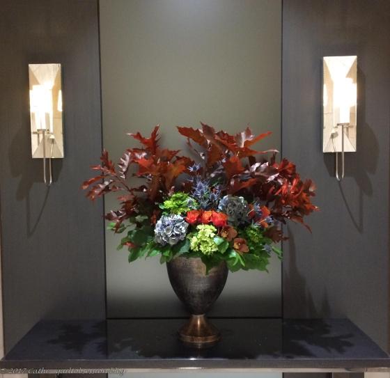 Lobby Flowers, September 16, 2017wtmk