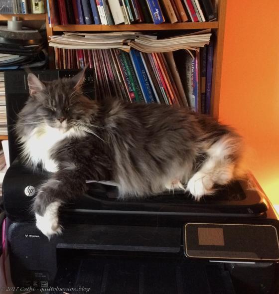Baxter on printerwtmk