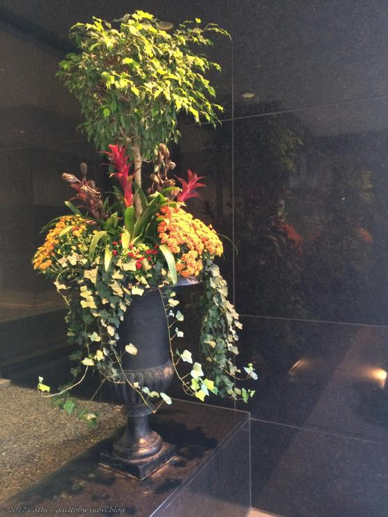 Flowers at Entrancewtmk