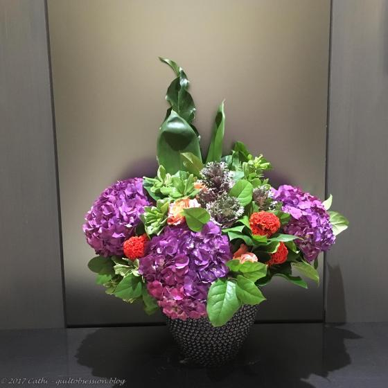 Lobby Flowers October 13wtmk
