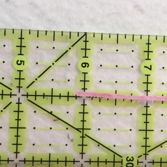 Cutting from gradingwtmk