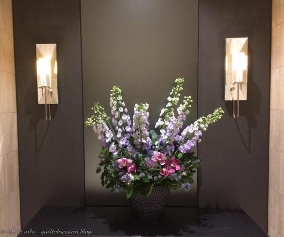 Lobby Flowers November 10, 2017wtmk