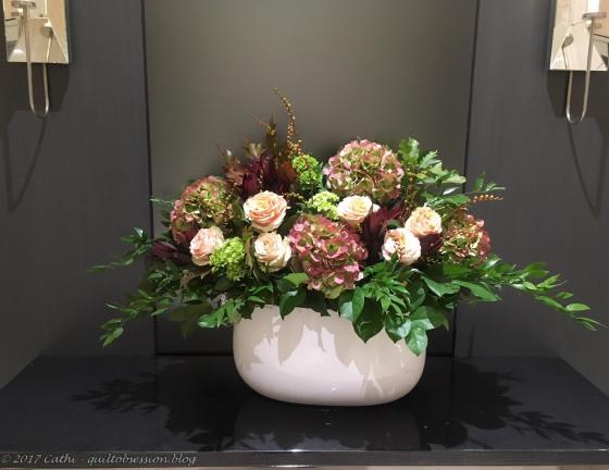 Lobby Flowers October 27, 2017wtmk