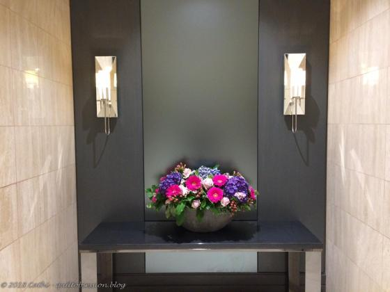 Lobby Flowers January 15, 2018wtmk