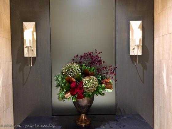 Lobby Flowers March 11, 2018wtmk